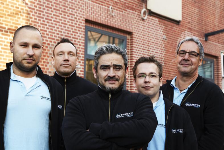 Das ARTSECO-Team