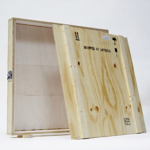 Kiste Holzkiste