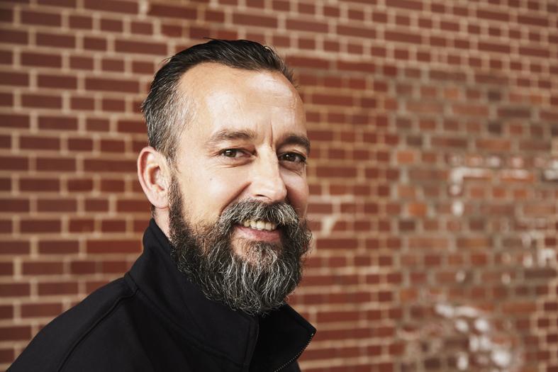 Marc Handrich, Jahrgang 1970, Lagerverwalter und Installateur